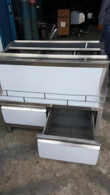 Peralatan Dapur Restoran Coctail Station With Drawer Bar Equipment 1 29