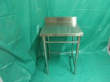 Peralatan Dapur Restoran S-S Work Table With Cross Bracing 1 p8260012